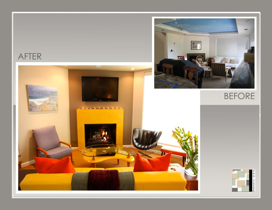 Living Room Remodel Before and After | A.S.D. Interiors Blog ...