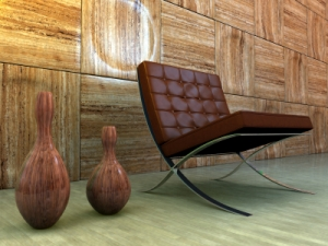 Interior Design Furniture - Modern chair