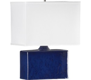 Crate and Barrel Lago Table Lamp