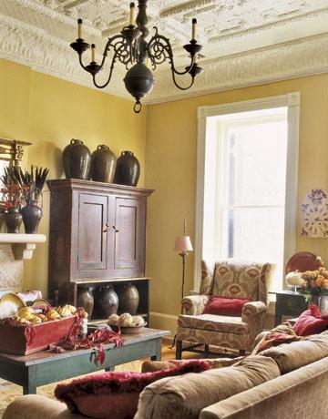 Yellow Room A S D Interiors Blog
