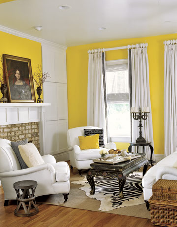 yellow rooms | ASD Interiors