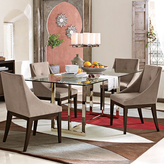 A s d interiors blog page 15 where the real for Dining table design examples
