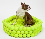 This doggy bed was made for the 2011 French Open.