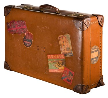 My favorite things a s d interiors blog - Vintage suitcase ...