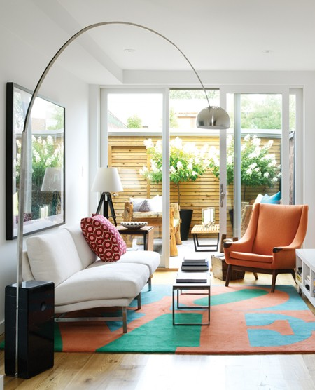 A S D Interiors Blog: Trend Watch: BRIGHT Colors