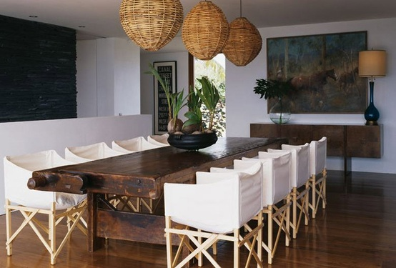 30 Ways To Create A Trendy Industrial Dining Room: A.S.D. INTERIORS BLOG