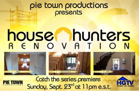 Hgtv a s d interiors blog for Hgtv schedule house hunters