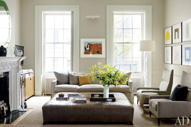 Simple Modern Living Room Design: A.S.D. INTERIORS BLOG