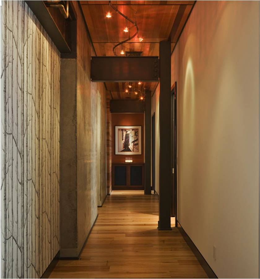 A S D Interiors Blog: Long Hallways… Friend Or Foe?