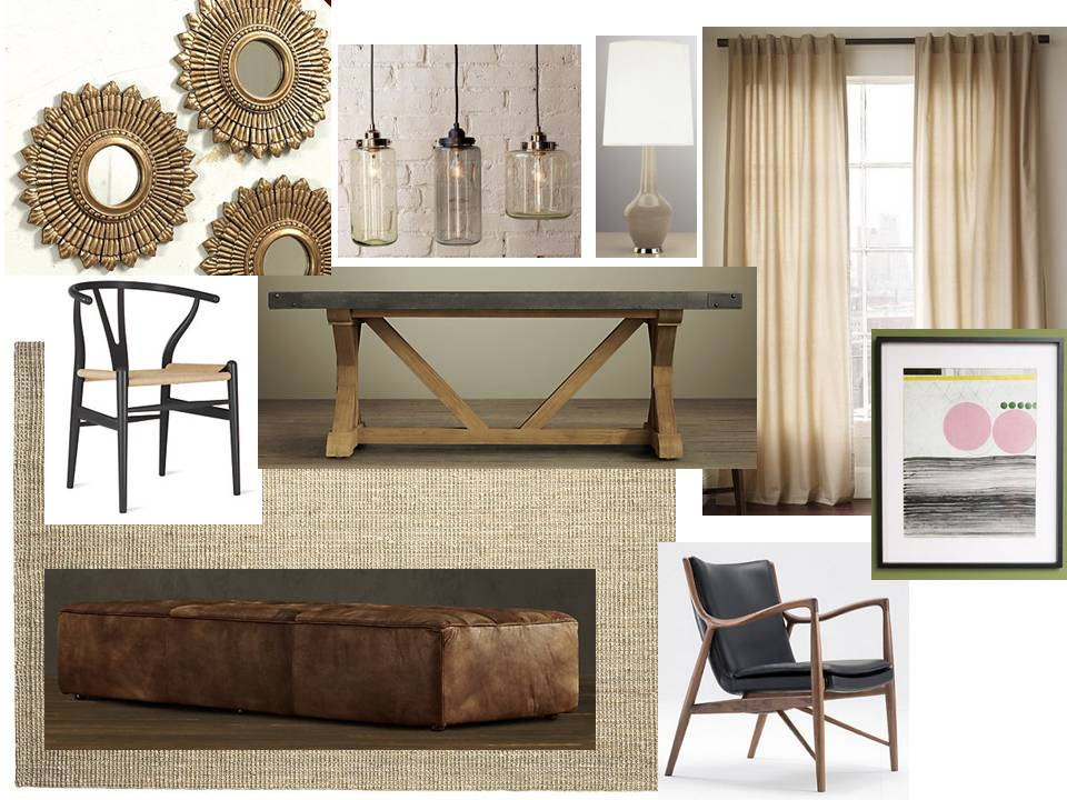 Modern And Vintage Inspired Furniture Selected By A.S.D. Interiors.
