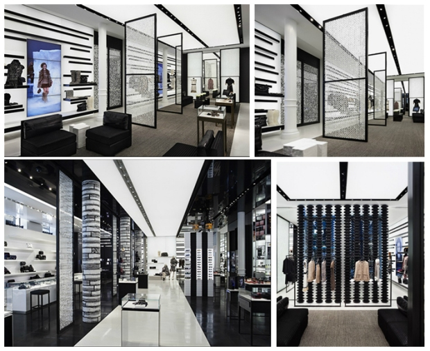 Chanel Boutique,  New York City Designer: Peter Marino