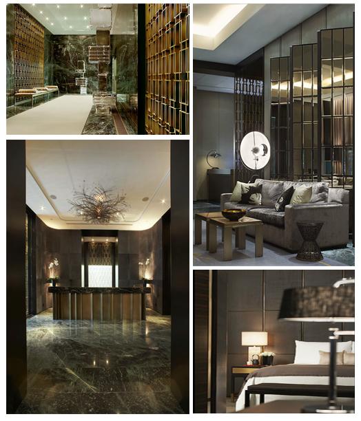 The Hazelton Hotel, Toronto Designer: Yabu Pushleberg