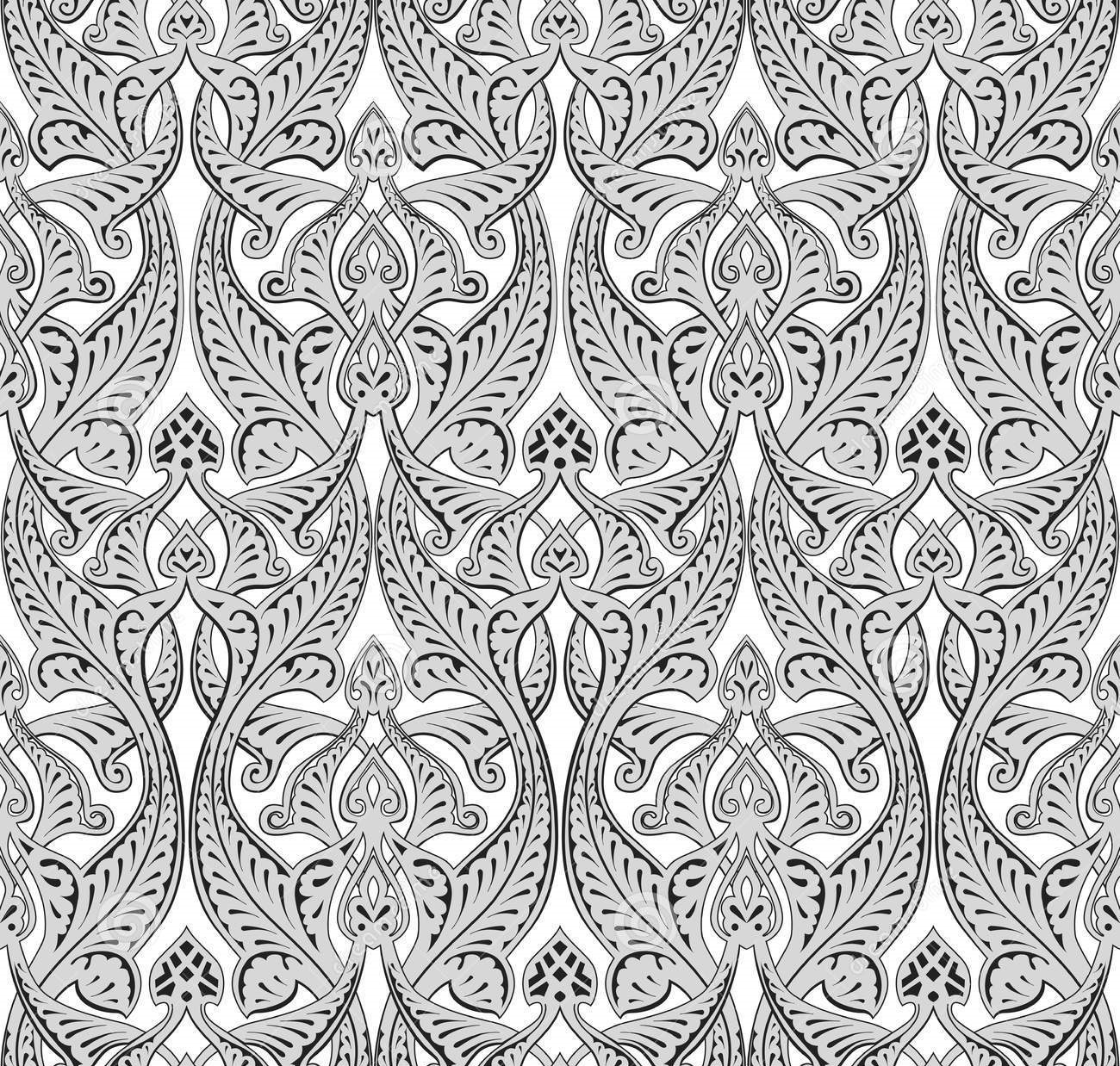 Pattern 101 on Tessellation Patterns Worksheets